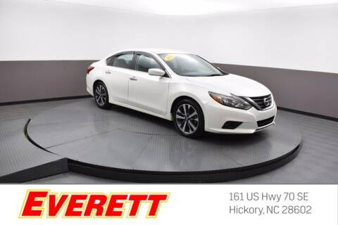 2016 Nissan Altima for sale at Everett Chevrolet Buick GMC in Hickory NC