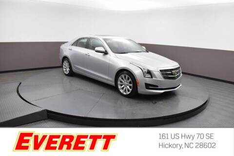 2017 Cadillac ATS for sale at Everett Chevrolet Buick GMC in Hickory NC