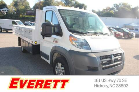 2015 RAM ProMaster Cab Chassis for sale at Everett Chevrolet Buick GMC in Hickory NC