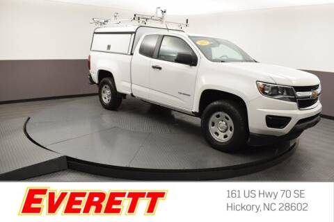 2017 Chevrolet Colorado for sale at Everett Chevrolet Buick GMC in Hickory NC