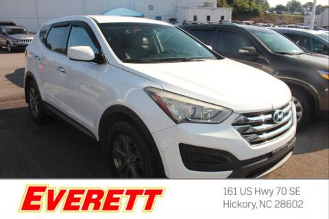 2013 Hyundai Santa Fe Sport for sale at Everett Chevrolet Buick GMC in Hickory NC
