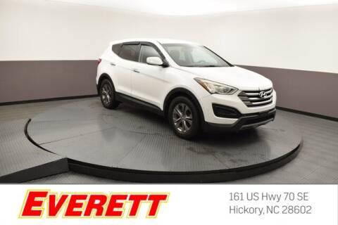 2013 Hyundai Santa Fe Sport for sale at Everett Chevrolet Buick GMC in Hickory NC