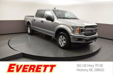 2020 Ford F-150 for sale at Everett Chevrolet Buick GMC in Hickory NC