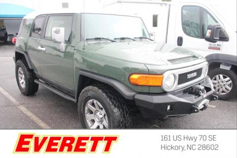 2014 Toyota FJ Cruiser for sale at Everett Chevrolet Buick GMC in Hickory NC
