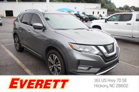 2017 Nissan Rogue for sale at Everett Chevrolet Buick GMC in Hickory NC