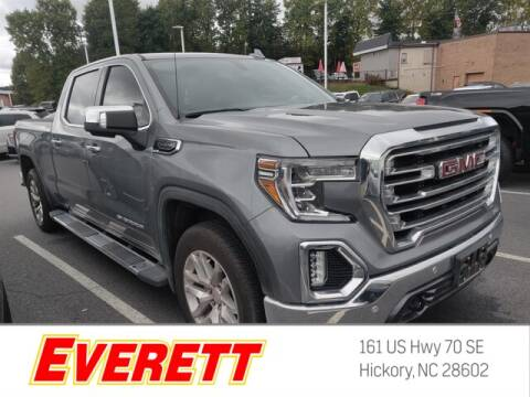 2019 GMC Sierra 1500 for sale at Everett Chevrolet Buick GMC in Hickory NC