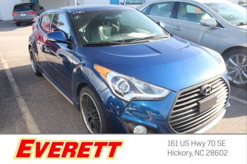 2016 Hyundai Veloster for sale at Everett Chevrolet Buick GMC in Hickory NC