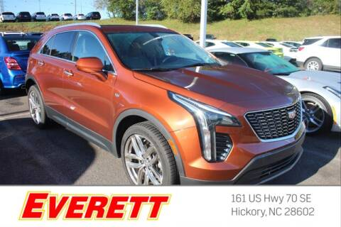 2019 Cadillac XT4 for sale at Everett Chevrolet Buick GMC in Hickory NC