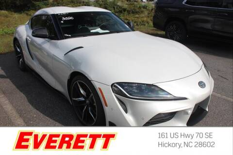 2020 Toyota GR Supra for sale at Everett Chevrolet Buick GMC in Hickory NC