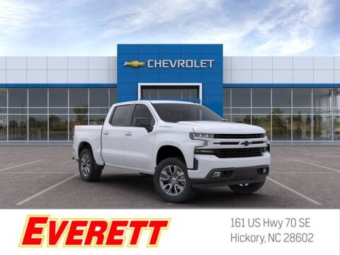 2020 Chevrolet Silverado 1500 for sale at Everett Chevrolet Buick GMC in Hickory NC