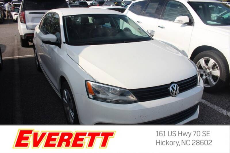 2014 Volkswagen Jetta for sale at Everett Chevrolet Buick GMC in Hickory NC