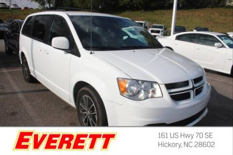 2019 Dodge Grand Caravan for sale at Everett Chevrolet Buick GMC in Hickory NC