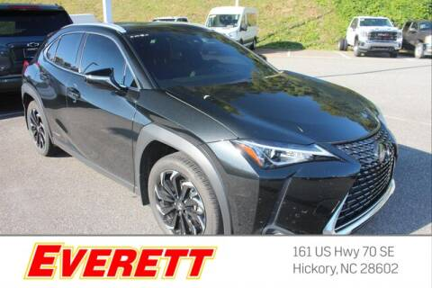 2020 Lexus UX 250h for sale at Everett Chevrolet Buick GMC in Hickory NC