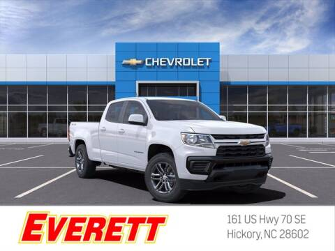 2021 Chevrolet Colorado for sale at Everett Chevrolet Buick GMC in Hickory NC