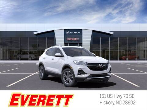 2021 Buick Encore GX for sale at Everett Chevrolet Buick GMC in Hickory NC