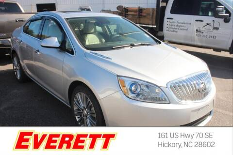 2016 Buick Verano for sale at Everett Chevrolet Buick GMC in Hickory NC