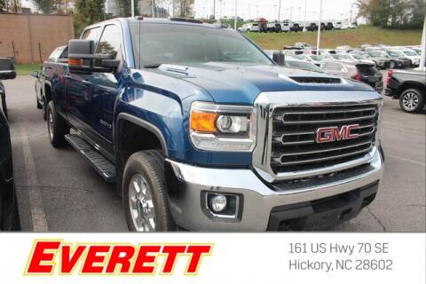 2018 GMC Sierra 3500HD for sale at Everett Chevrolet Buick GMC in Hickory NC