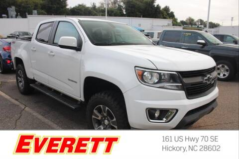 2015 Chevrolet Colorado for sale at Everett Chevrolet Buick GMC in Hickory NC