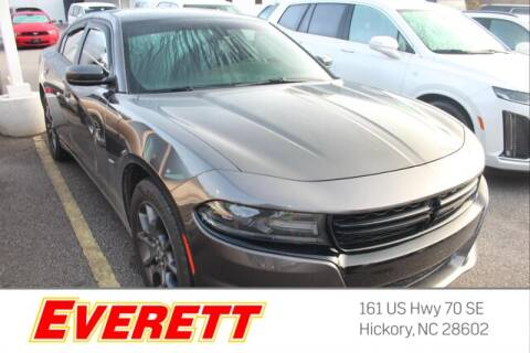 2018 Dodge Charger for sale at Everett Chevrolet Buick GMC in Hickory NC
