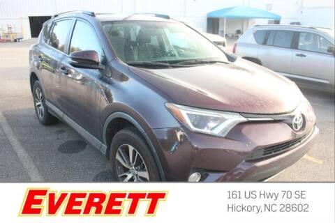 2016 Toyota RAV4 for sale at Everett Chevrolet Buick GMC in Hickory NC