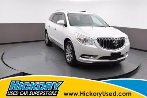 2017 Buick Enclave for sale at Hickory Used Car Superstore in Hickory NC