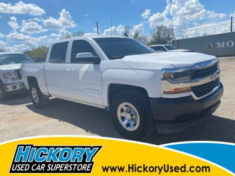 2016 Chevrolet Silverado 1500 for sale at Hickory Used Car Superstore in Hickory NC