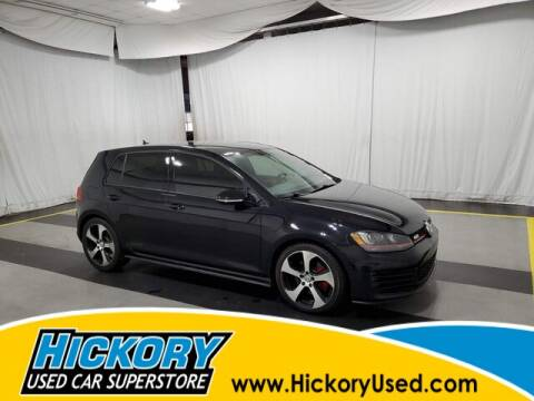 2015 Volkswagen Golf GTI for sale at Hickory Used Car Superstore in Hickory NC