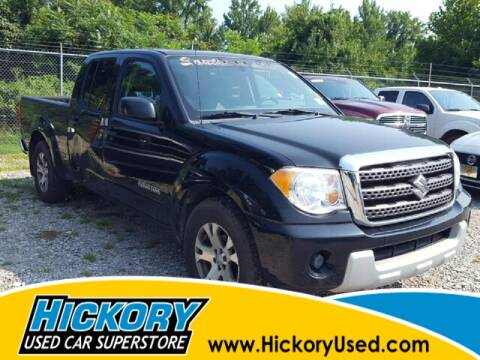 2012 Suzuki Equator for sale at Hickory Used Car Superstore in Hickory NC