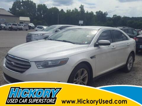 2014 Ford Taurus for sale at Hickory Used Car Superstore in Hickory NC