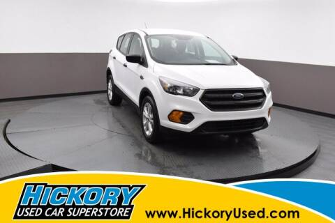 2019 Ford Escape for sale at Hickory Used Car Superstore in Hickory NC