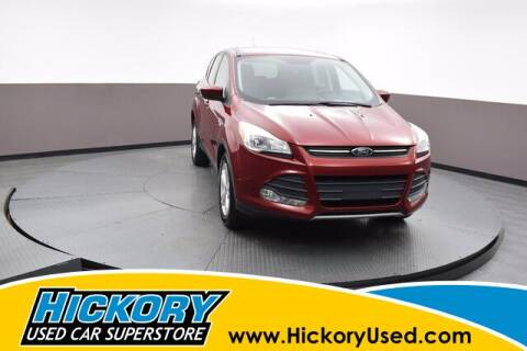 2016 Ford Escape for sale at Hickory Used Car Superstore in Hickory NC