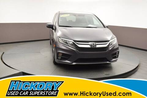 2019 Honda Odyssey for sale at Hickory Used Car Superstore in Hickory NC