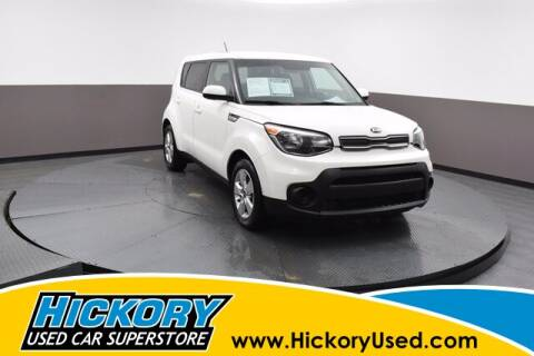 2019 Kia Soul for sale at Hickory Used Car Superstore in Hickory NC