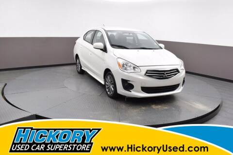 2018 Mitsubishi Mirage G4 for sale at Hickory Used Car Superstore in Hickory NC