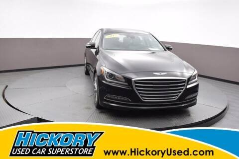2017 Genesis G80 for sale at Hickory Used Car Superstore in Hickory NC