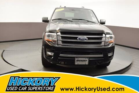 2017 Ford Expedition EL for sale at Hickory Used Car Superstore in Hickory NC