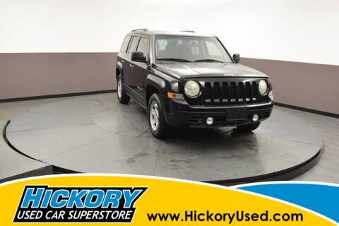 2013 Jeep Patriot for sale at Hickory Used Car Superstore in Hickory NC