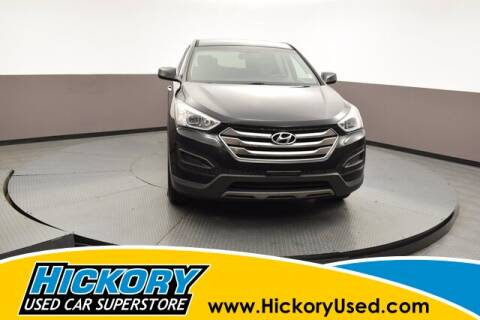 2016 Hyundai Santa Fe Sport for sale at Hickory Used Car Superstore in Hickory NC