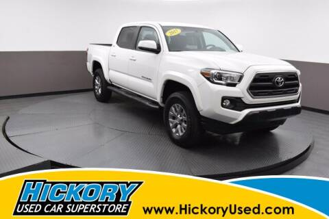 2017 Toyota Tacoma for sale at Hickory Used Car Superstore in Hickory NC