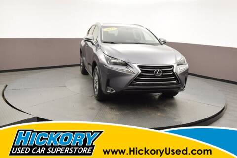 2017 Lexus NX 200t for sale at Hickory Used Car Superstore in Hickory NC