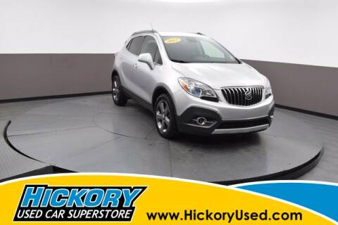 2013 Buick Encore for sale at Hickory Used Car Superstore in Hickory NC