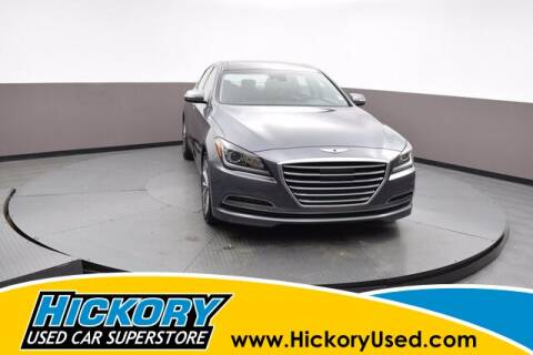 2015 Hyundai Genesis for sale at Hickory Used Car Superstore in Hickory NC