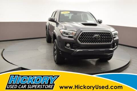 2018 Toyota Tacoma for sale at Hickory Used Car Superstore in Hickory NC