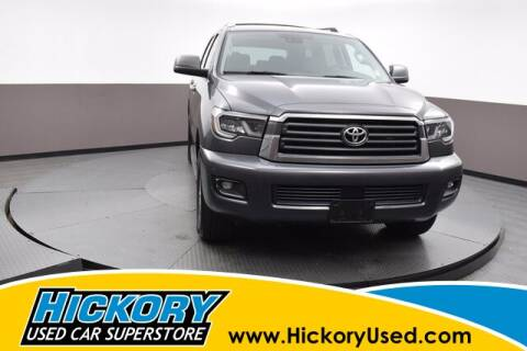 2019 Toyota Sequoia for sale at Hickory Used Car Superstore in Hickory NC