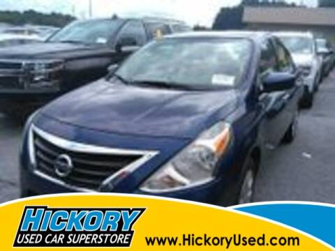 2019 Nissan Versa for sale at Hickory Used Car Superstore in Hickory NC