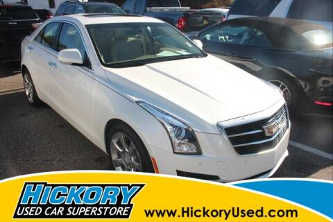 2015 Cadillac ATS for sale at Hickory Used Car Superstore in Hickory NC