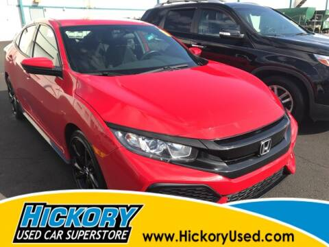 2017 Honda Civic for sale at Hickory Used Car Superstore in Hickory NC