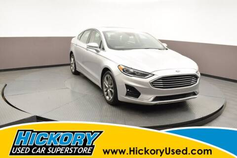 2019 Ford Fusion for sale at Hickory Used Car Superstore in Hickory NC