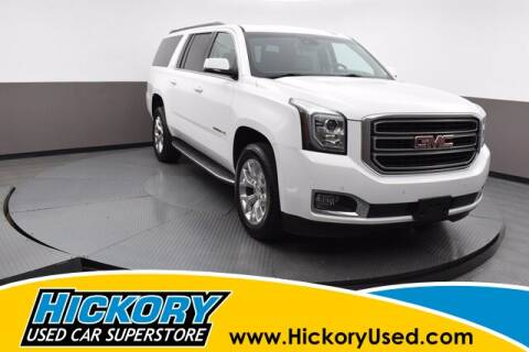 2017 GMC Yukon XL for sale at Hickory Used Car Superstore in Hickory NC