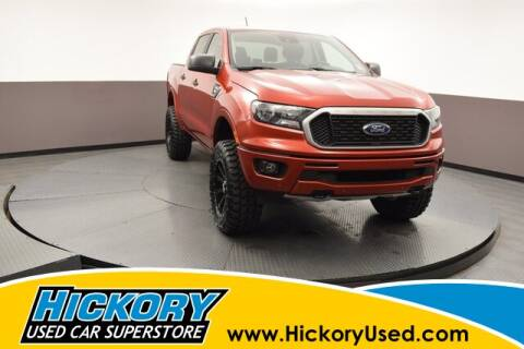 2019 Ford Ranger for sale at Hickory Used Car Superstore in Hickory NC